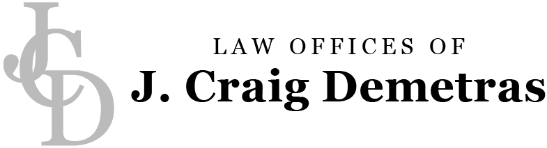Law Offices of J. Craig Demetras PC